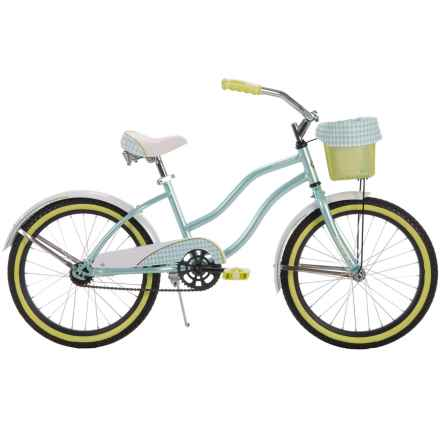 """Huffy Summerland Cruiser Bike - 20"""" (For Kids) in See Photo - Closeouts"""