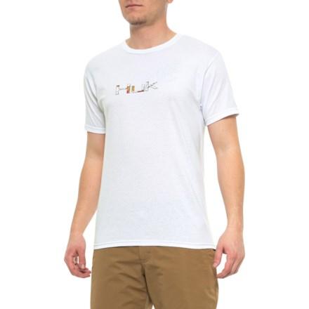 dd2a1f6ec97de Huk KC Scott Florida Hog T-Shirt - Short Sleeve (For Men and Big