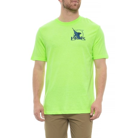 7e729734db6 Huk KC Scott Money Fish T-Shirt (For Men and Big Men) - Save 59%