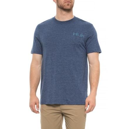 126fea82420 Huk KC Scott Tuna Baitball T-Shirt - Short Sleeve (For Men and Big