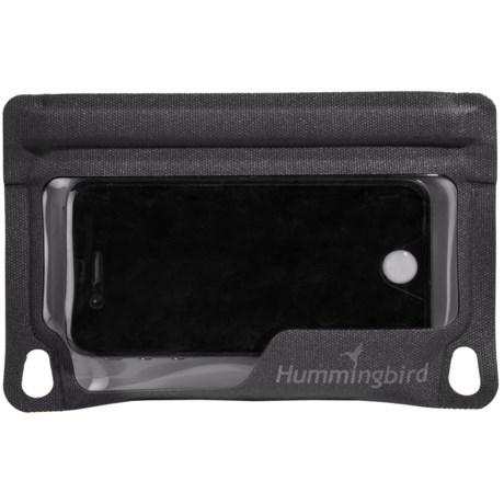 Hummingbird E-Case - Waterproof, Small in Grey