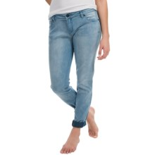 Hurley 81 Skinny Denim Jeggings (For Women) in Siennablu - Closeouts