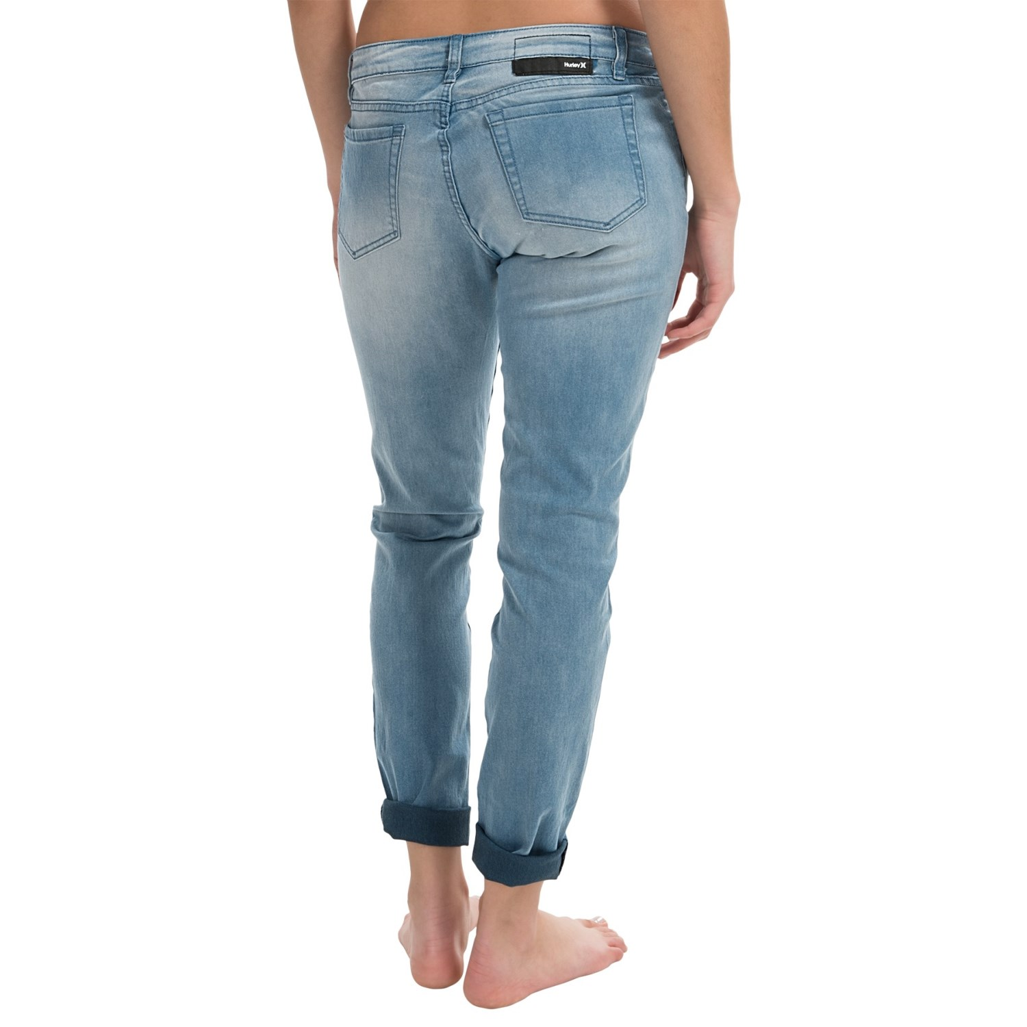Shop jeans and denim for tall women, from acid wash to classic styles today at ASOS. your browser is not supported. ASOS DESIGN Tall Ridley high waist skinny jeans in pretty mid stonewash blue. $ ASOS DESIGN Tall Rivington high waist denim jeggings in clean black. $ ASOS DESIGN Tall denim girlfriend jacket in washed black.