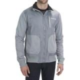 Hurley Altitude Track Fleece Jacket (For Men)