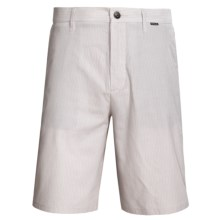 Hurley Connel Trouser Shorts (For Men) in Ash - Closeouts