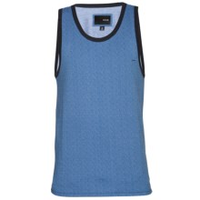 Hurley Cousteau Tank Top (For Men) in Spirit Blue - Closeouts