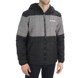 Hurley Edge Jacket - Insulated (For Men) in Prescott Blue