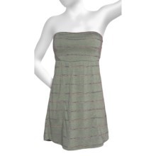 Hurley Featherweights Dress - Strapless (For Women) in Combo - Closeouts