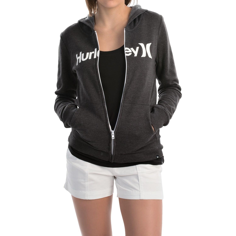 Hurley zip hoodie