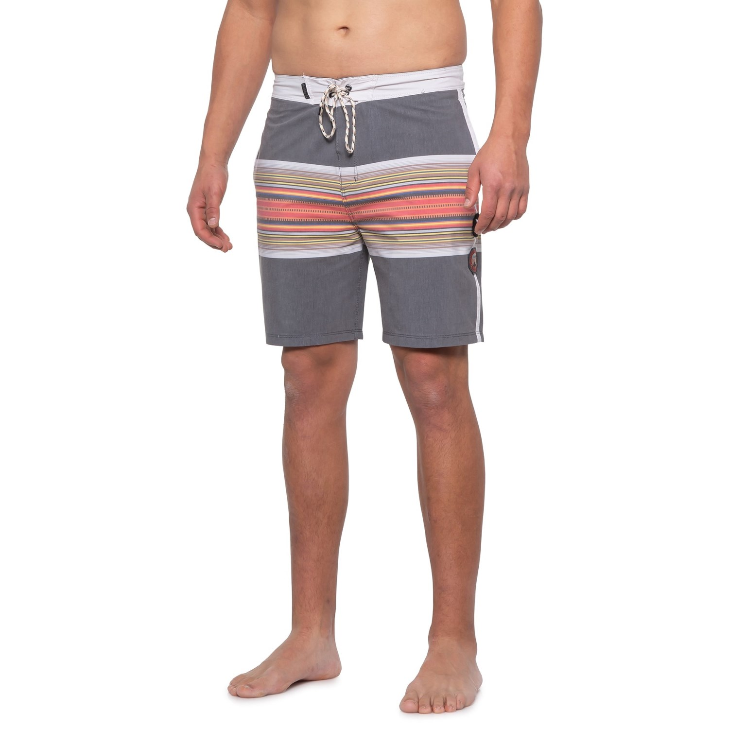 Hurley Big Boys Black /& Gray Board Short Size 18 20 $42