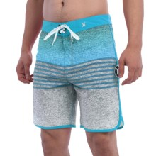 Hurley Phantom Flight Boardshorts (For Men) in Blue Lagoon - Closeouts