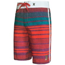 Hurley Phantom Ragland Boardshorts - Recycled Materials (For Men) in Redline - Closeouts