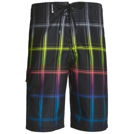Hurley Puerto Rico Blend Boardshorts - Recycled Materials (For Men) in Multi