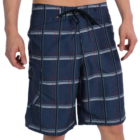 Hurley Puerto Rico Boardshorts - Recycled Materials (For Men) in Legacy Navy