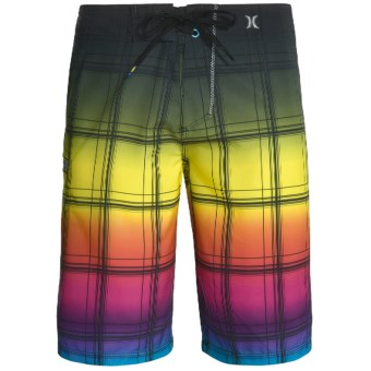 Hurley Puerto Rico Sands Phantom Boardshorts (For Men) in Multi