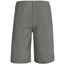 Hurley Rivingston Walkshorts (For Men) in Graphite - Closeouts