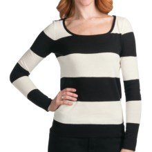 Hurley Zoe Sweater (For Women) in Black - Closeouts