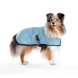 Hurtta Dog Cooling Coat in Blue
