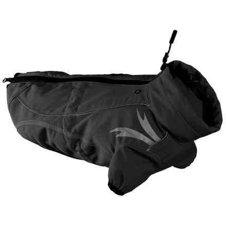 Hurtta Frost Dog Jacket in Granite - Closeouts