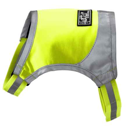 Hurtta High-Visibility Dog Micro Vest in Yellow - Closeouts