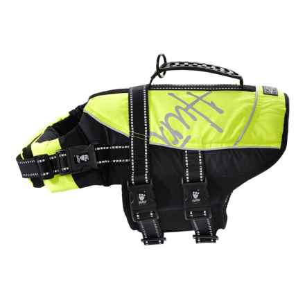Hurtta Life Jacket for Dogs in Yellow - Closeouts