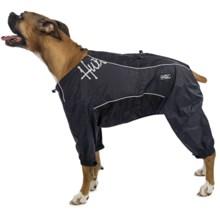 Hurtta Outdoor Dog Coverall in Black - Closeouts