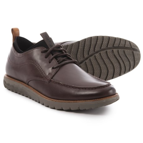Hush Puppies Alert Expert Oxford Shoes - Leather (For Men)