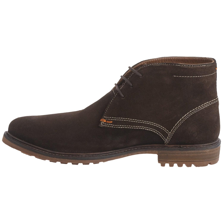 Hush Puppies Benson Rigby Chukka Boots (For Men) - Save 68%