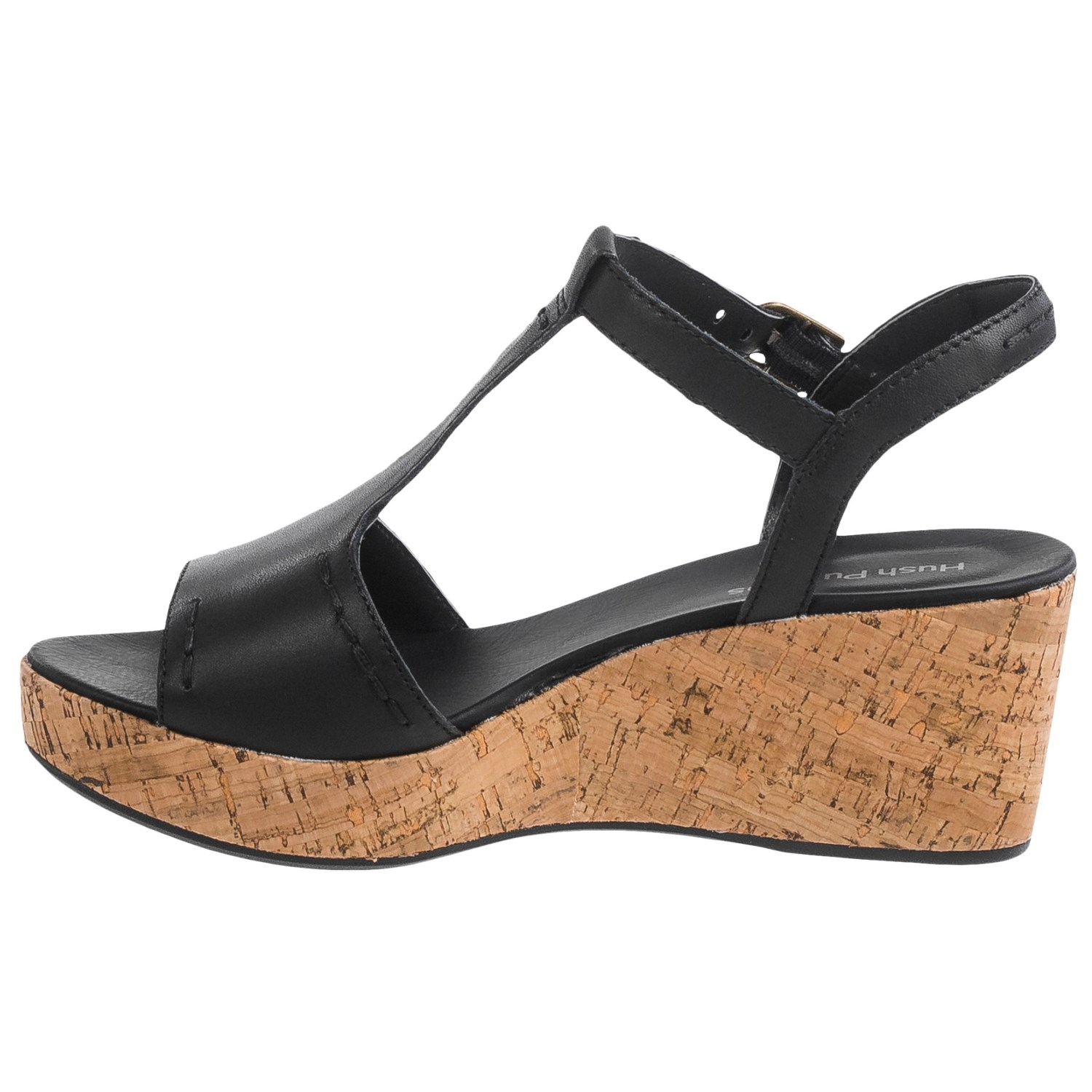 hush puppies blakely durante wedge sandals  for women