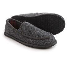 Hush Puppies Caden Slippers (For Men) in Grey - Closeouts