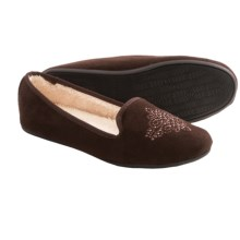 Hush Puppies Carnation Slippers (For Women) in Espresso - Closeouts