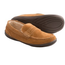 Hush Puppies Cottonwood Suede Slippers (For Men) in Natural - Closeouts
