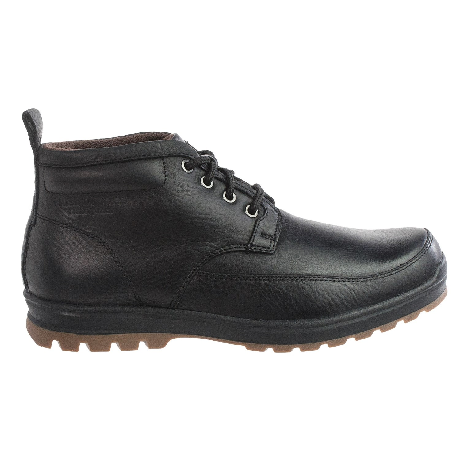 Leather Insulated Shoes