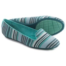 Hush Puppies Flossie Chaste Flats (For Women) in New Teal - Closeouts