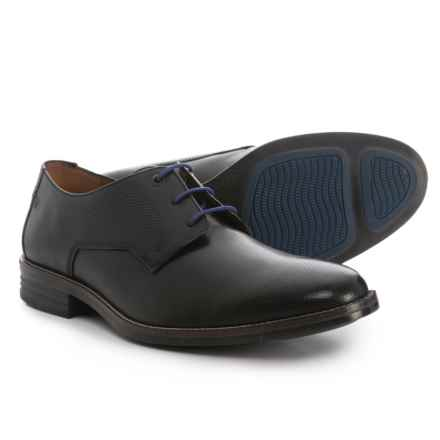 Hush Puppies Glitch Parkview Oxford Shoes - Leather (For Men) in Black - Closeouts