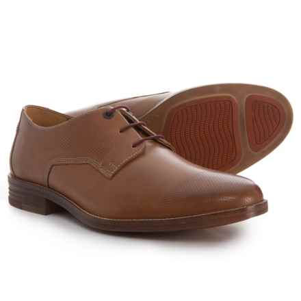 Hush Puppies Glitch Parkview Oxford Shoes - Leather (For Men) in Tan - Closeouts