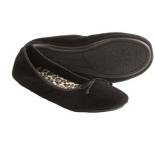 Hush Puppies Lilac Slippers (For Women) in Black - Closeouts