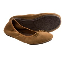 Hush Puppies Lilac Slippers (For Women) in Chestnut - Closeouts