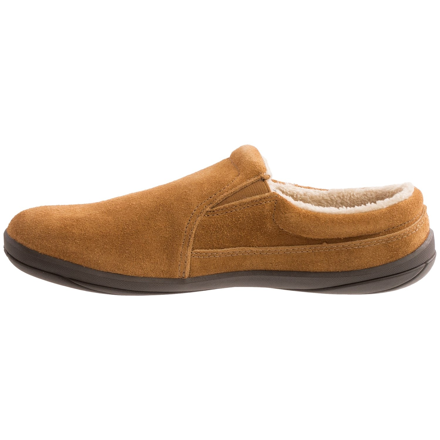 Hush Puppies Lombardy Suede Slippers (For Men) - Save 25%