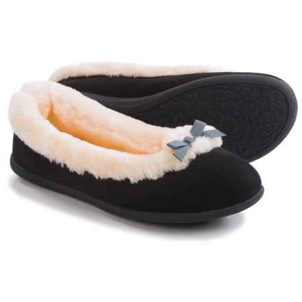 Hush Puppies Marji Slippers (For Women) in Black - Closeouts