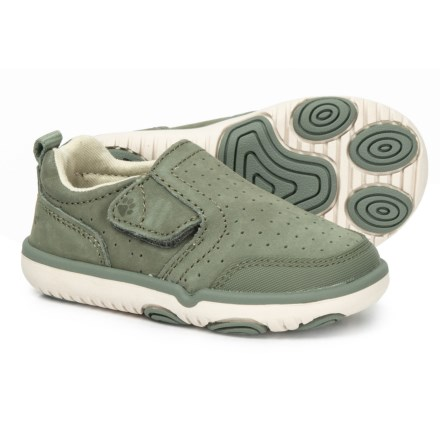 Hush Puppies Marley Sneakers (For Boys) in Olive