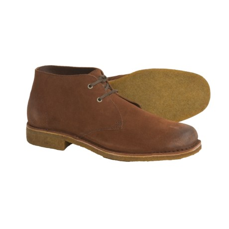 Hush Puppies Norco Suede Boots - Lace-Up Chukkas (For Men)