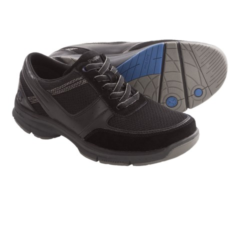 Hush Puppies Origin Oxford MT Shoes (For Men) in Black Multi