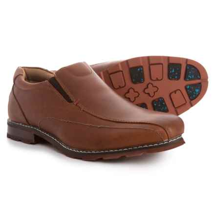 Hush Puppies Picton Spy Ice Loafers - Waterproof, Leather (For Men) in Tan - Closeouts
