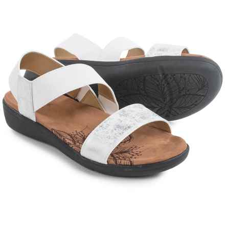 Hush Puppies Soft Style Prema Sandals (For Women) in White - Closeouts
