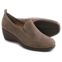 Hush Puppies Vanna Cleary Shoes - Leather (For Women) in Taupe - Closeouts