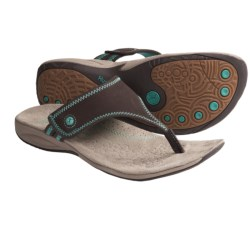 Hush Puppies Zendal Sandals (For Women) in Black
