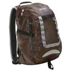Hyalite Equipment Christchurch Backpack - Waterproof in Black