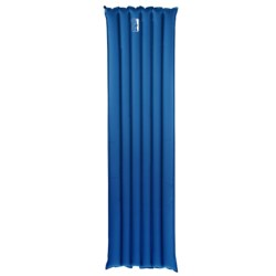 Hyalite Equipment Classic Sleeping Pad - Long, Air Channel in Deep Water