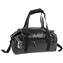 Hyalite Equipment Expedition Dry Duffel Bag - Medium in Black - Closeouts